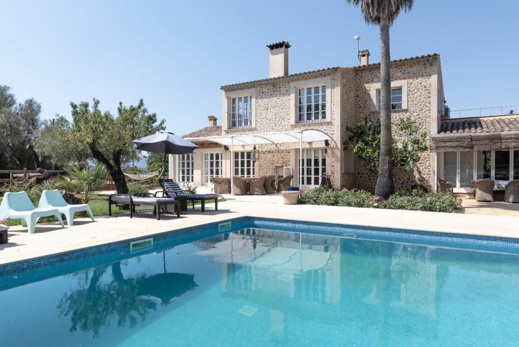 Finca for sale Santa Maria Mallorca