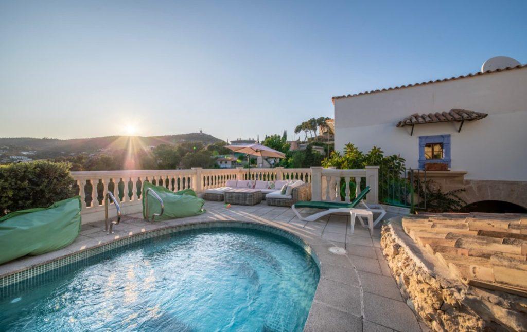 Villa for sale in Palma de Mallorca - La Bonanova