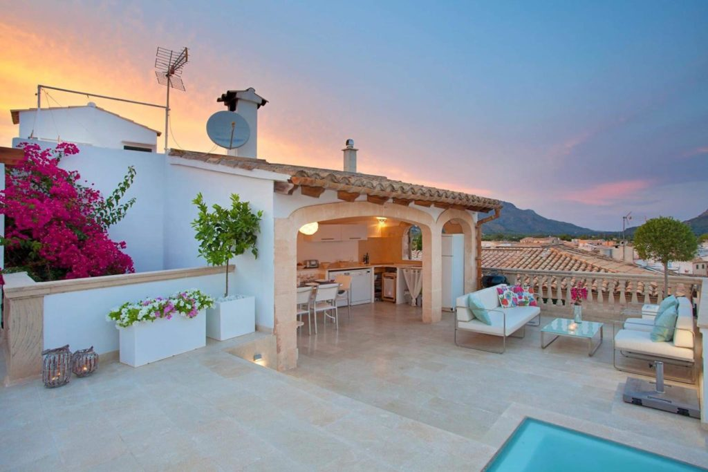 Town House in Pollensa for sale