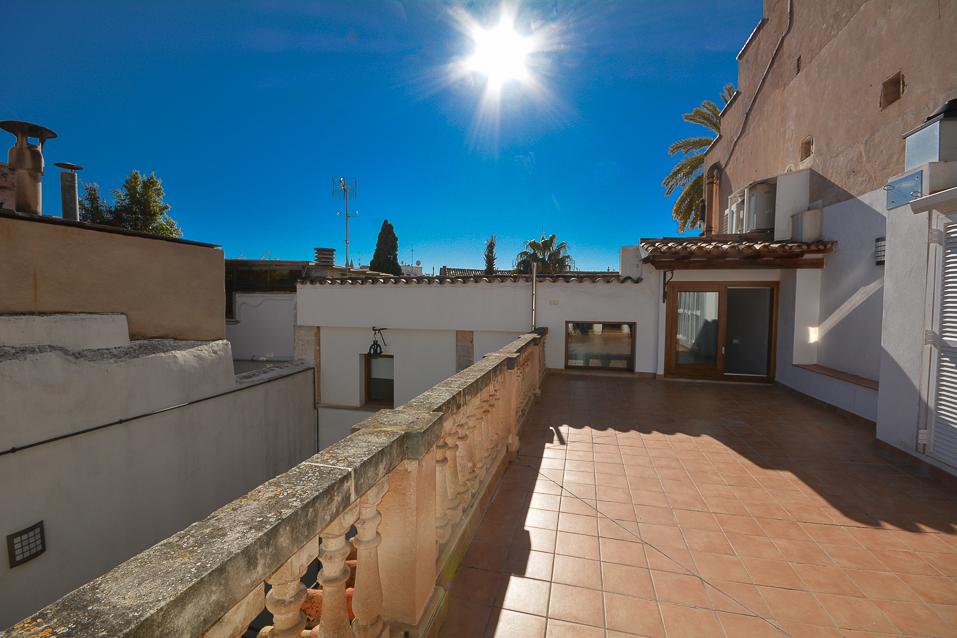 Palma Old town - elegant penthouse