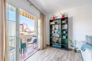 Palma Santa Catalina Son Espanyolet renovated apartment for sale