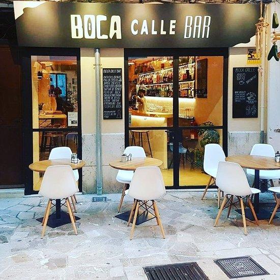 BocaCalle Bar