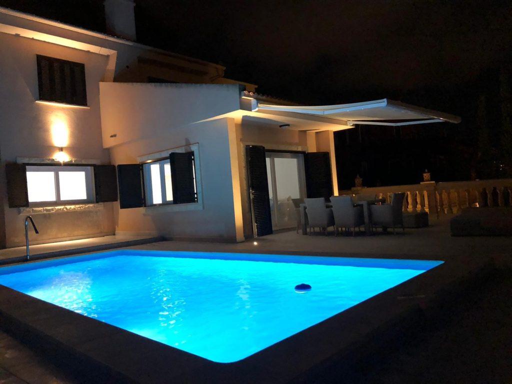 Villa for rent Mallorca Palmanova