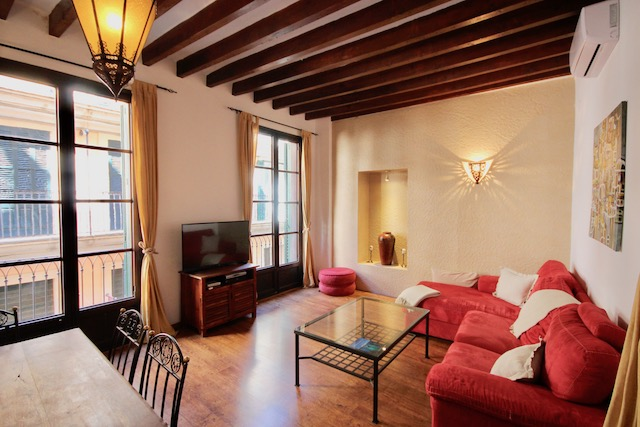 apartment palma old town
