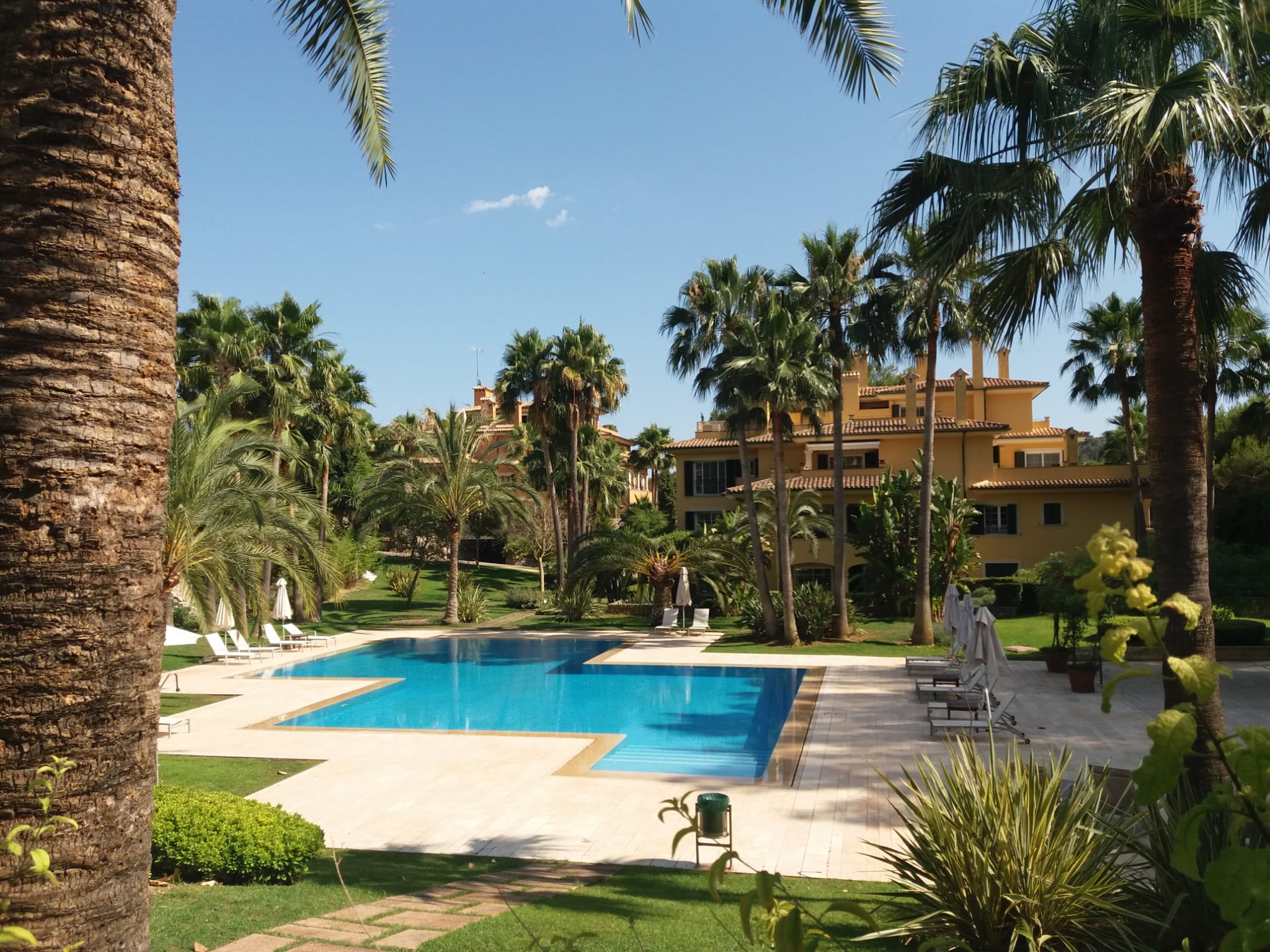 Quality apartments for rent within the exclusive residential area of Son Vida