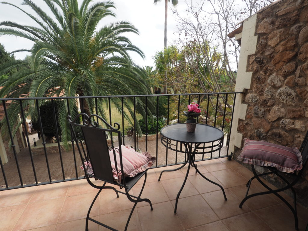 country house with 2 guest apartments in Bunyola - Santa Maria Majorca