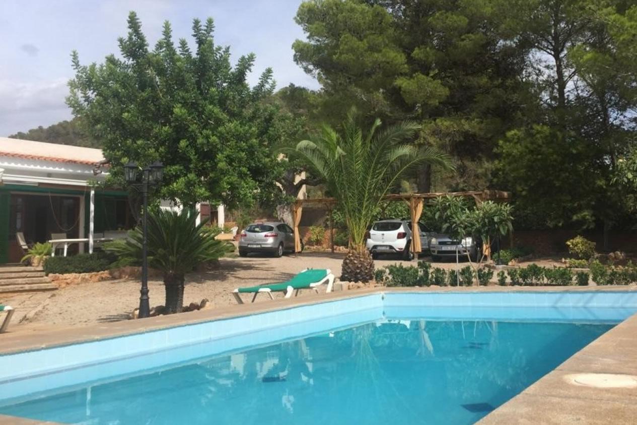 Country home Majorca finca Bunyola Santa Maria