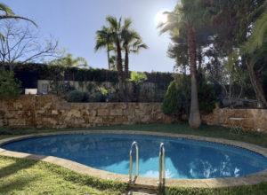 Rent: Villa in Costa d'en Blanes with guest apartment, pool