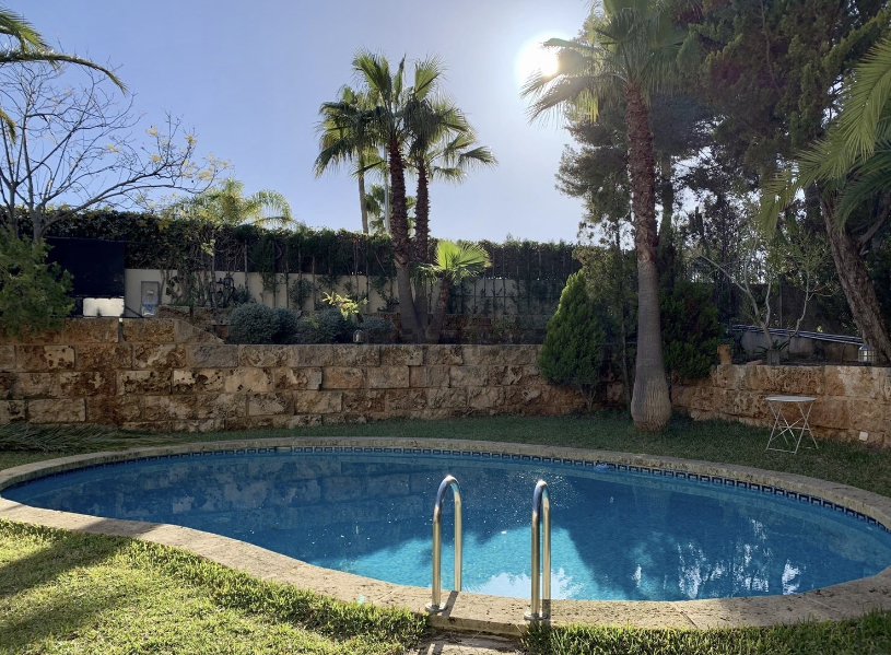 Rent: Villa in Costa d'en Blanes with guest apartment, pool