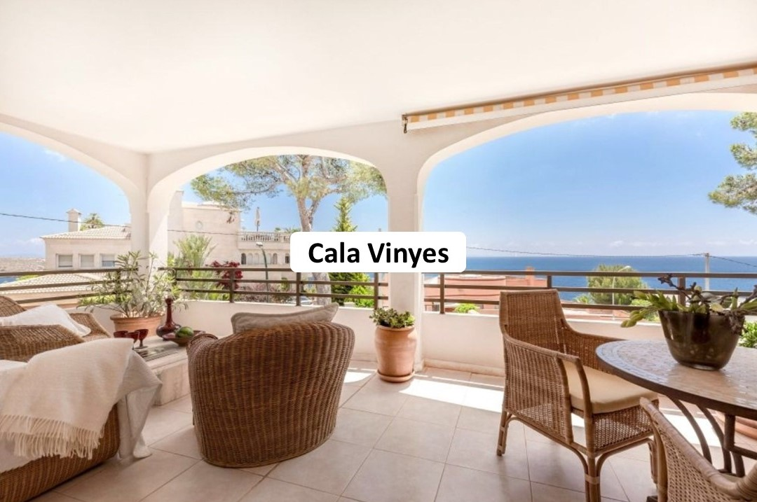 Cala Vinyes rent apartment