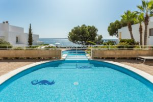 Illetas Majorca frontline apartment for sale