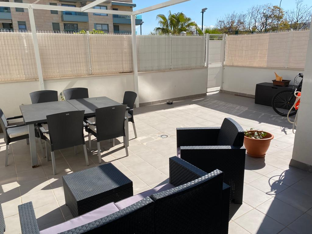 Ground floor apartment close to golf Son Vida, Palma