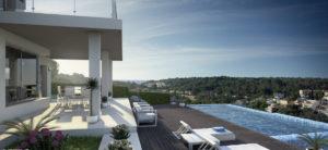 Cala Romantica – Brand new modern villa with sea views and holiday rental license