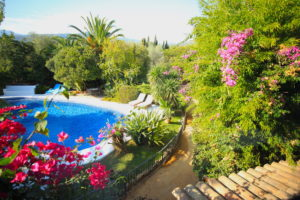 Romantic Finca with holiday rental license in Santa Maria Mallorca