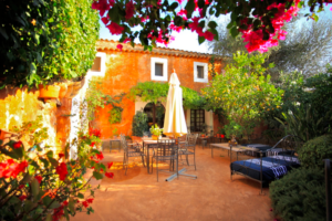 Romantic Finca with holiday rental license in Santa Maria Mallorca