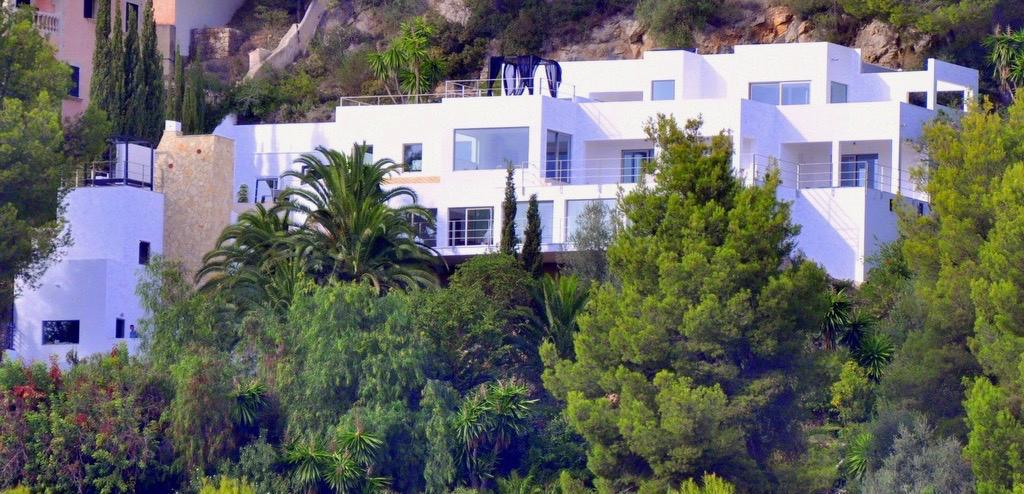 Palma - Son Vida: Modern Luxury villa with spectacular views to Palma and the sea