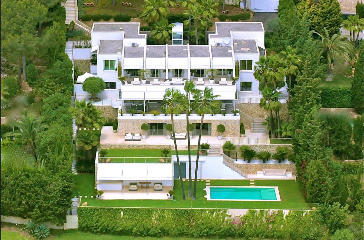 Son Vida – Breathtaking contemporary villa directly on the golf course