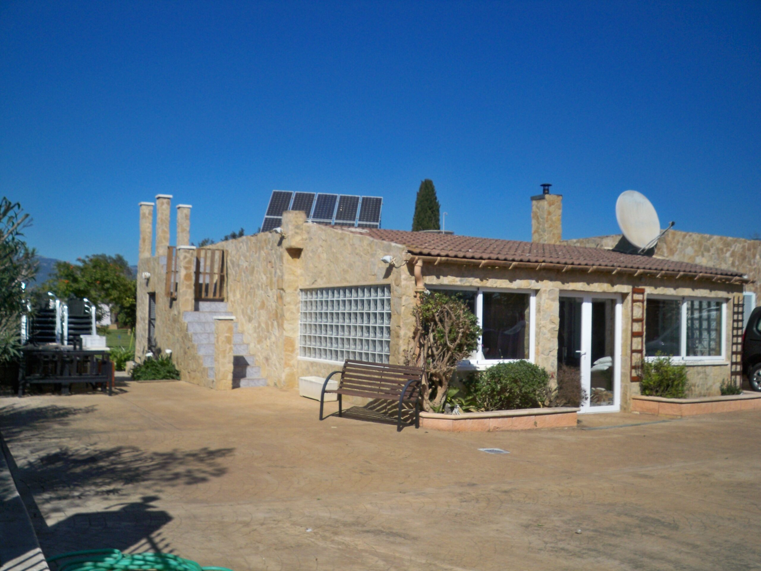 Consell - between Santa Maria and Binissalem - a small finca with pool