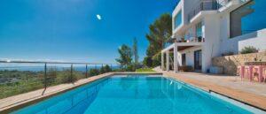 Costa D'en Blanes: Luxury modern villa with stunning sea views
