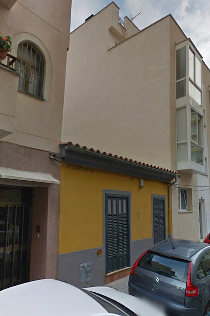 New Construction Modern Semi Detached House In A Quiet Location Close To Palma