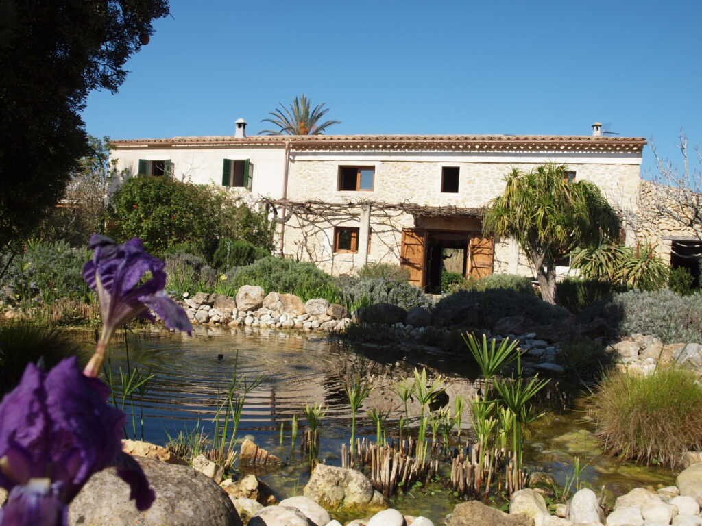 Mallorcan finca with holiday license