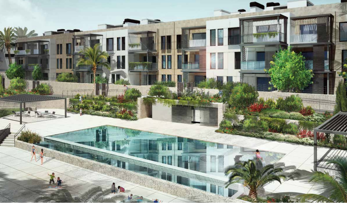Palma: New Residential apartments located in exclusive area next to golf course