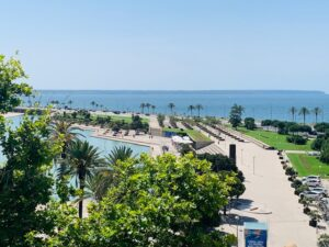 Palma: Unbeatable location! Penthouse with the most stunning panoramic views to the Port, the Sea, the Cathedral