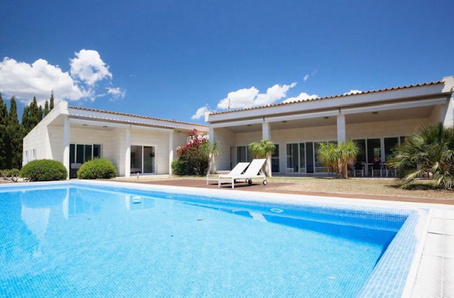 Palma area: modern house for rent, sale, rent with option to buy