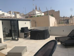 Palma: Stylishly renovated townhouse with large roof terrace